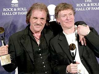 Jim Capaldi and Steve Winwood