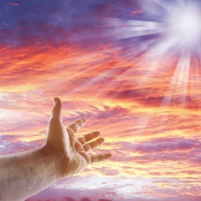 hand to heaven