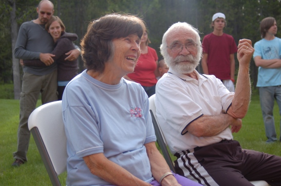 Barb and Doug Wareing (Photo by John G. Miller)